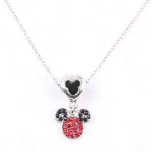 New Disney boutique Mickey mouse charm necklace